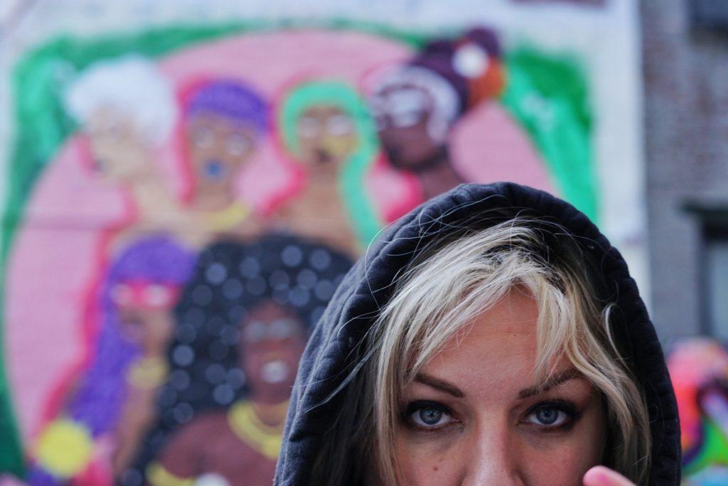 Lexi Bella Street Artists Heritage of Queendom