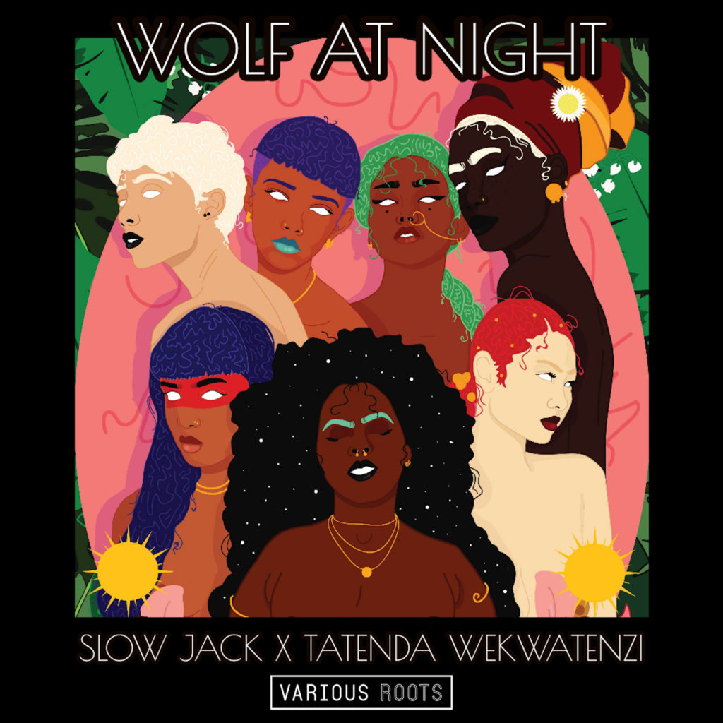 Wolf at Night - Slow Jack x Tatenda WekwaTenzi Album Cover